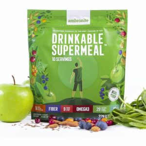 Ambronite Complete Meal Shake Original