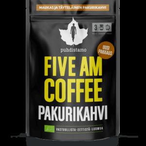 Chaga Koffie