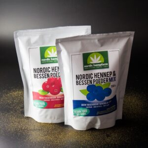 Biologishe Hennep & Bessen Combideal 20 % Korting
