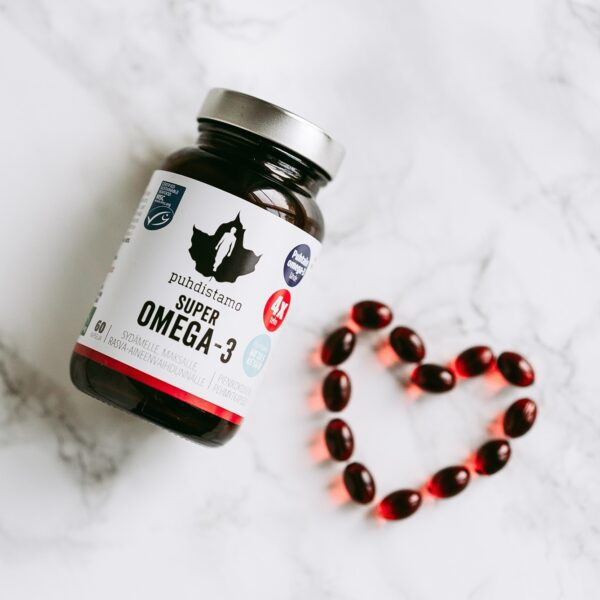 Super Omega 3 Krill Olie
