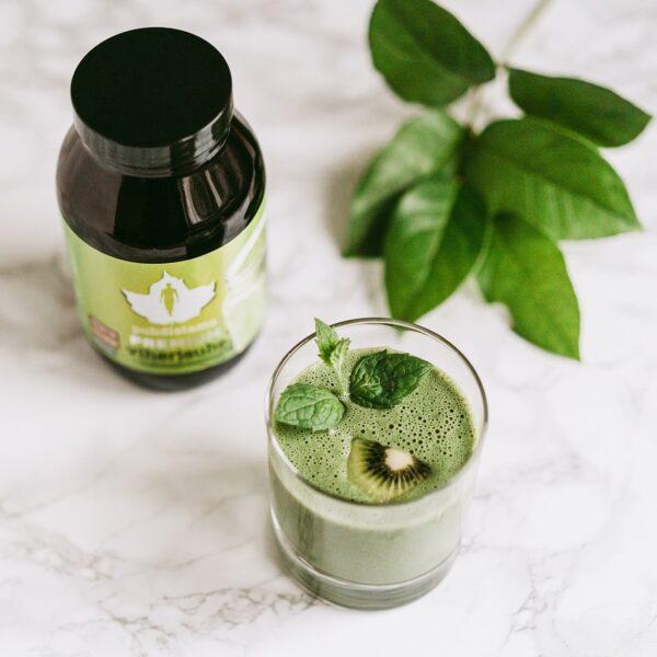 Super Green + Probiotica van Puhdistamo