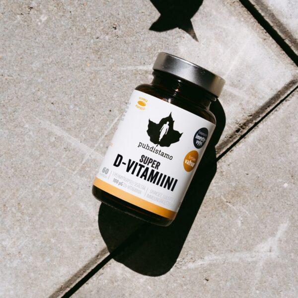Super Vitamine D van Puhdistamo