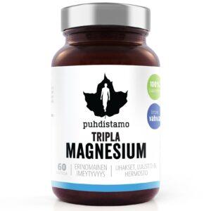 Triple Magnesium - Puhdistamo