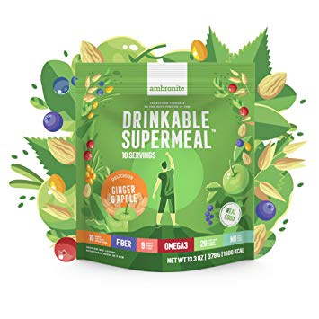 Ambronite Complete Meal Shake Gember & Appel