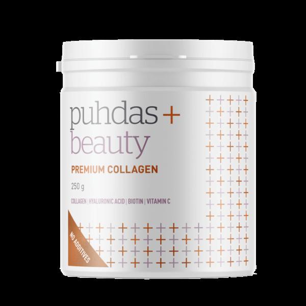 Premium Collageen poeder van Puhdas +