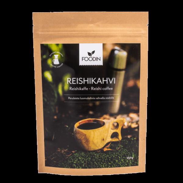 Biologische Reishi Koffie