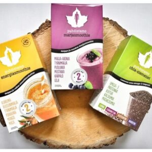 Smoothie Combideal 25% Korting
