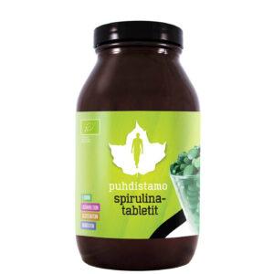 Spruline Tabletten