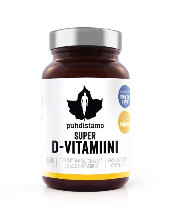 Vitamine D Super