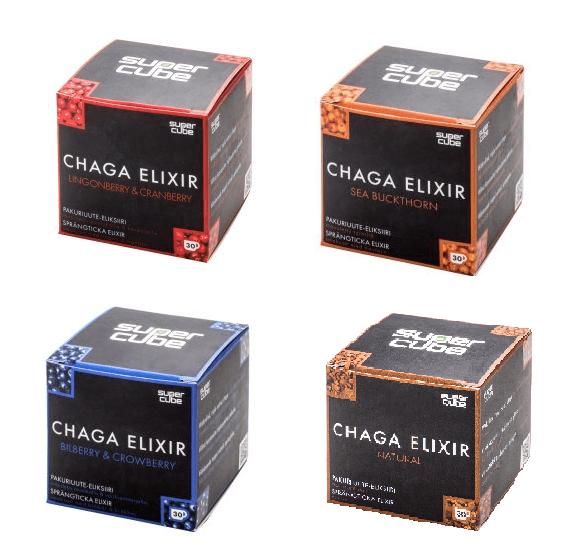 Chaga Elxir Extract Combideal