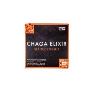 Chaga Elixir Extract Duindoornbes / Sea Buckthorn