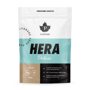Biologische Whey Proteïne Chocolade 500g - Puhdistamo