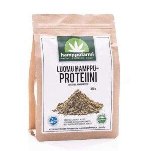 Biologische Hennep Proteïne