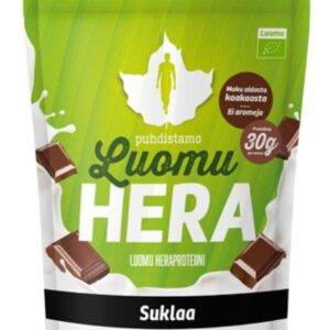 Biologische Whey Proteïne Chocolade 500g