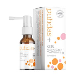 Vitamine D3 KIDS voor kinderen – Plantaardig
