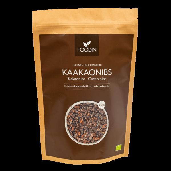Biologische Rauwe Cacao Nibs