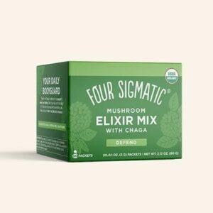 Four Sigmatic Mushroom Elixir Mix with Chaga