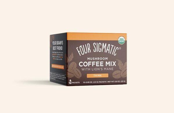 Four Sigmatic Mushroom Coffee with Lion's Mane & Chaga